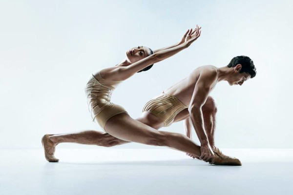 The Australian Ballet Natasha Kusen and Andrew Killian Photo by Paul Scala; Dance Planet