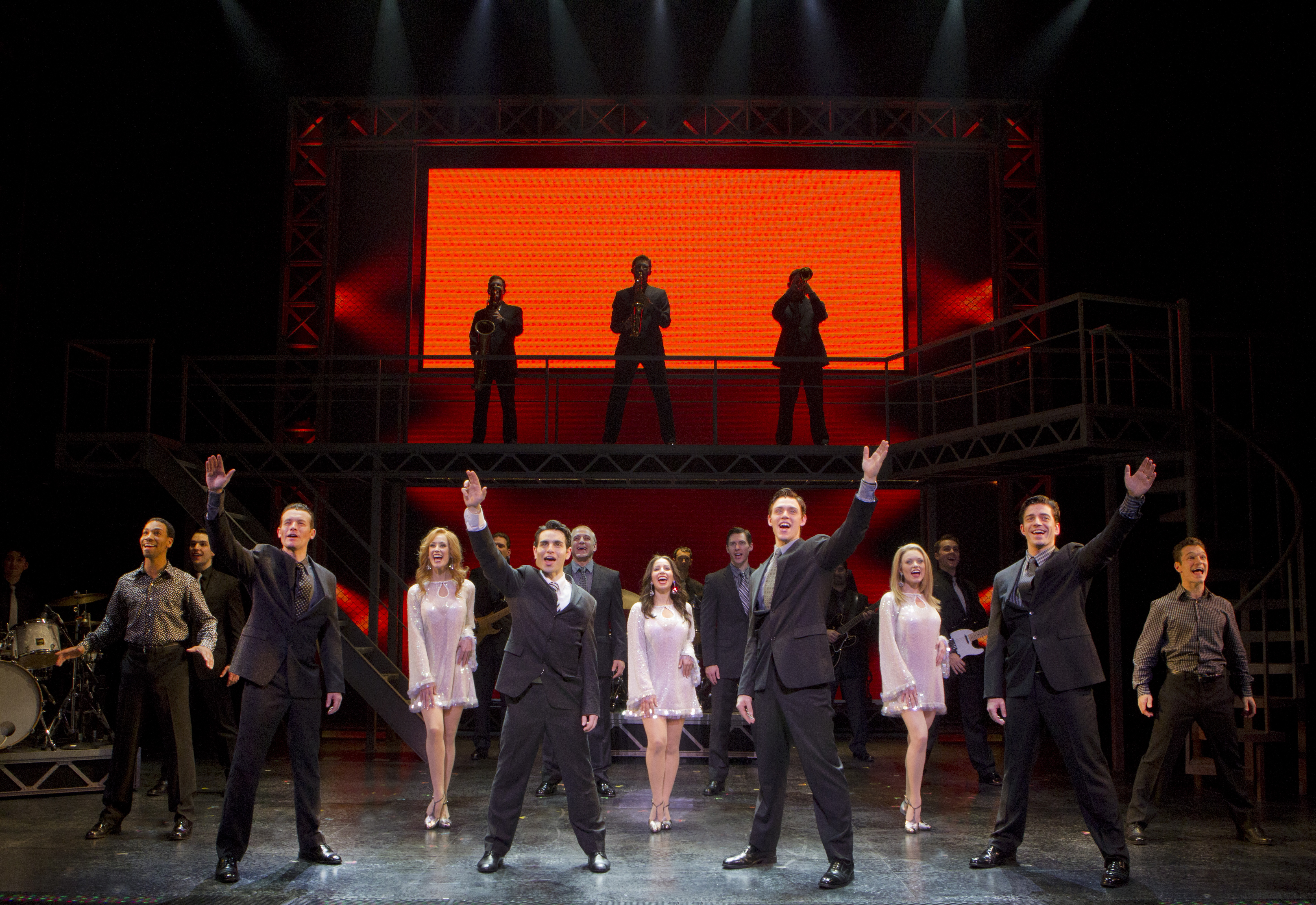 Jersey Boys Forrest Theatre